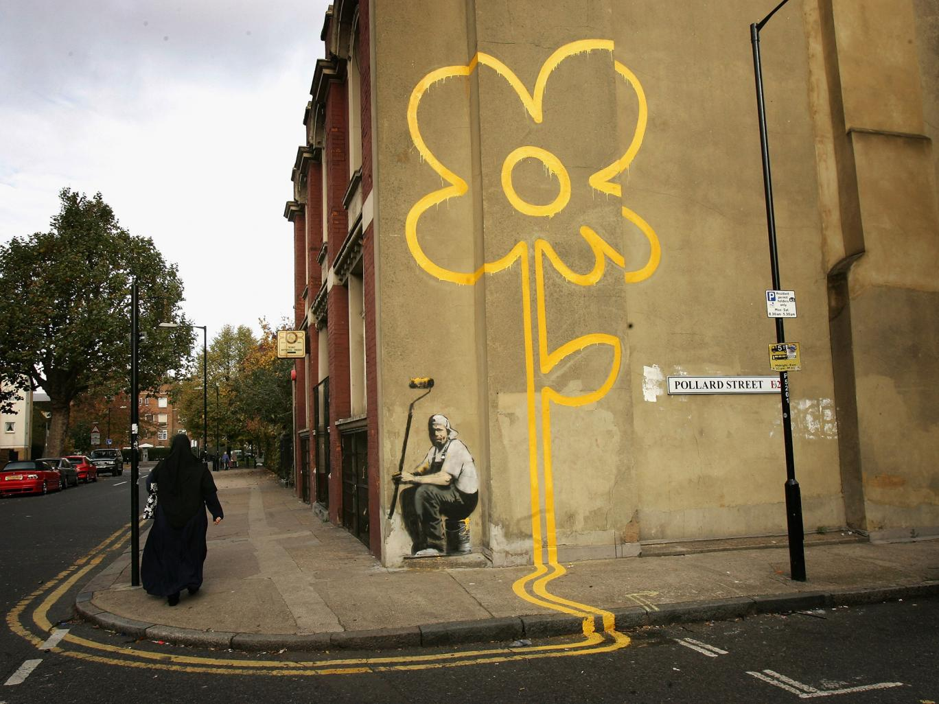 4-Banksy-Yellow-Lines-Getty