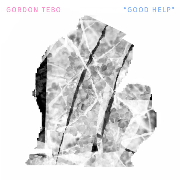 Good Help single artwork design for Gordon Tebo