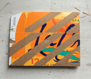 Recycled La Croix Greeting Cards