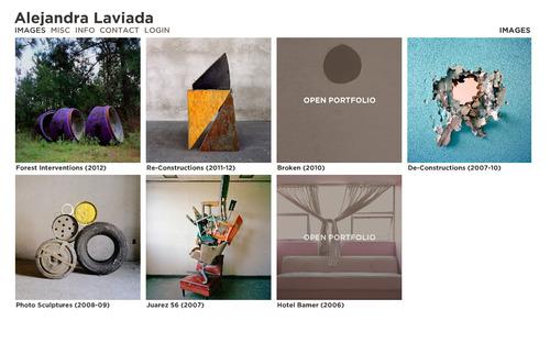 Alejandra Laviada image-based navigation